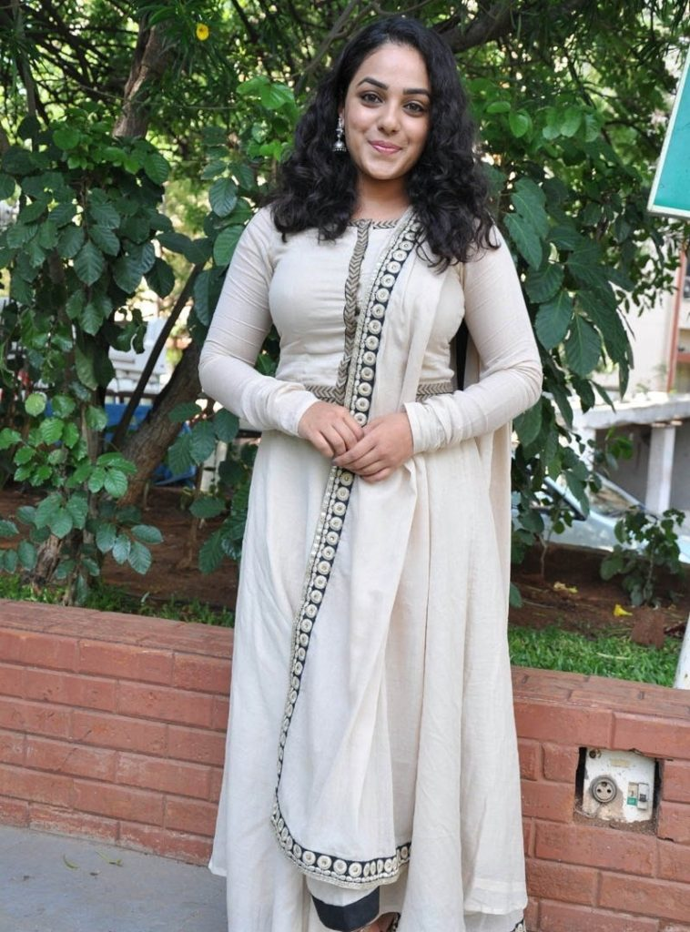 Nithya Menon Nice Photos
