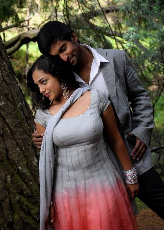 Nithya Menon Photoshoots With Friend