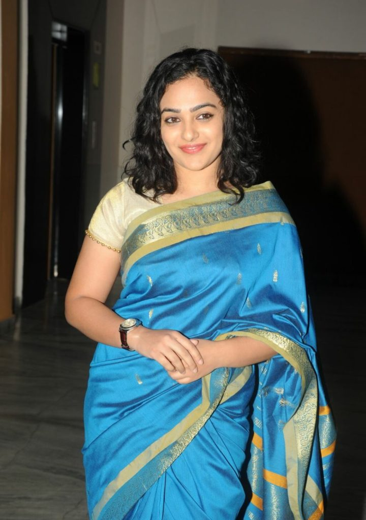 Nithya Menon Spicy & Sizzling Images