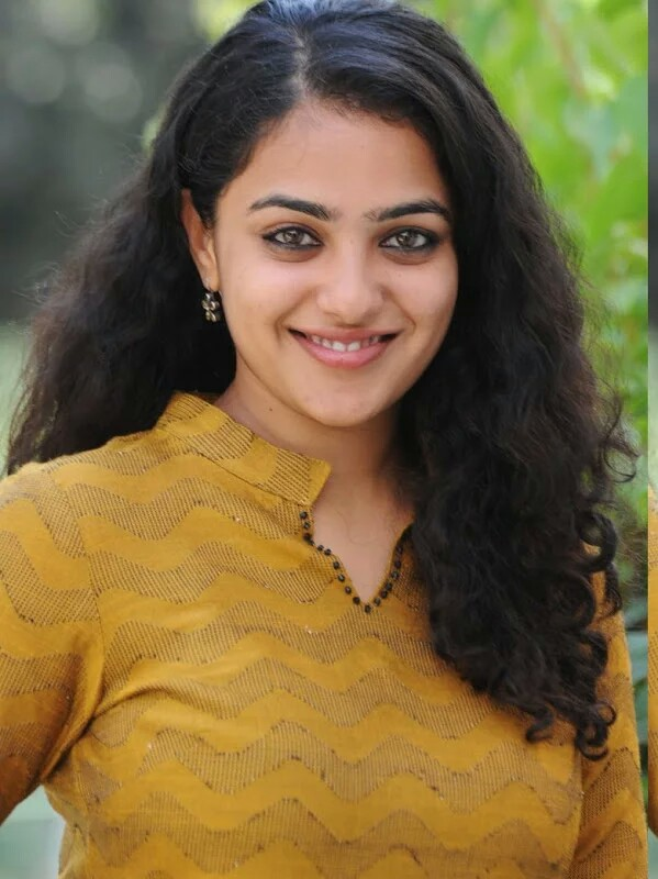 Nithya Menon Sweet Smile Images