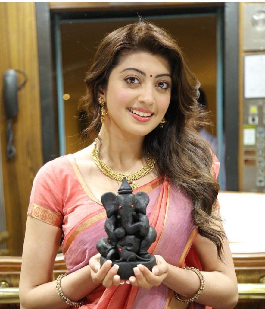 Pranitha Charming Images