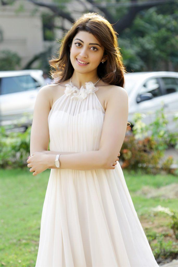 Pranitha Photos For Desktop