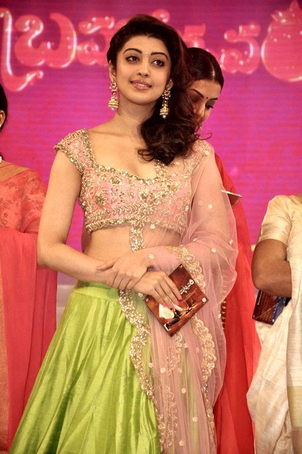 Pranitha Photos In Gagra Choli