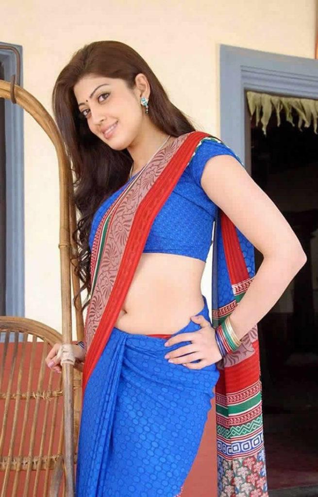 Pranitha Sexy Navel Photos