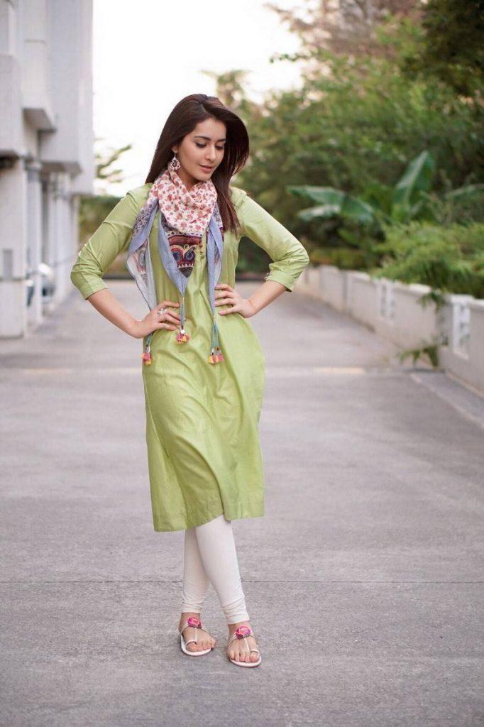 Raashi Khanna Upcoming Movie Look Images