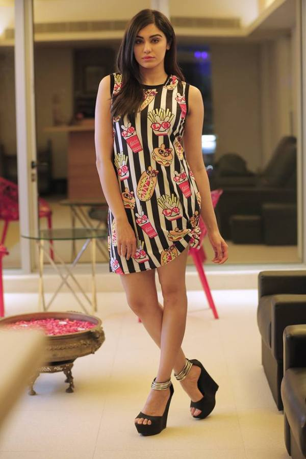 Scenic Adah Sharma In Event Pictures HD