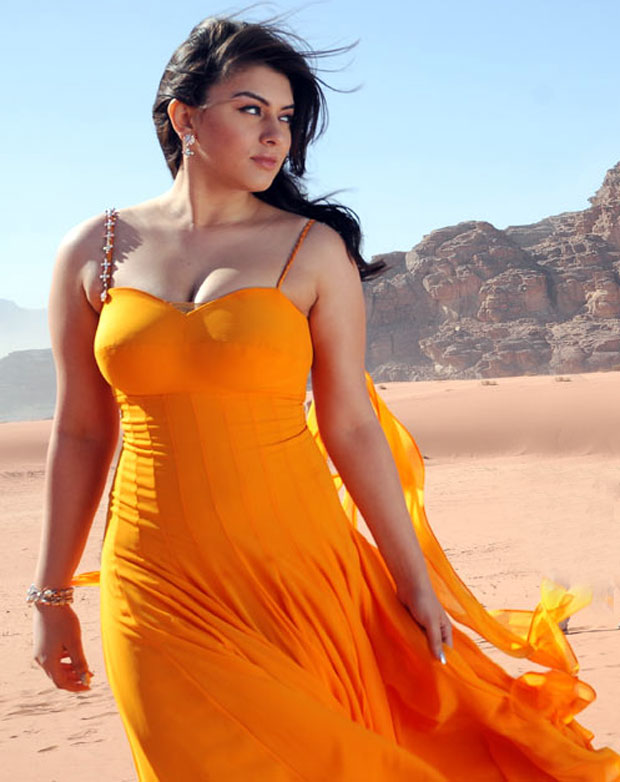 Tamil Actress Hansika Motwani Hot Images