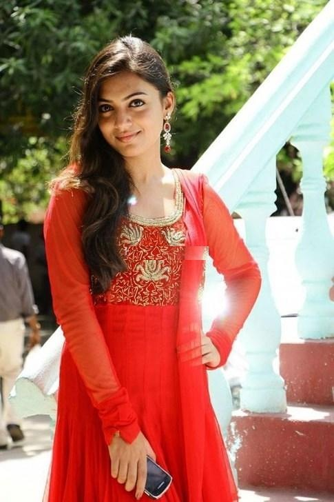 Tollywood Actress Nazriya Nazim Photos Gallery In 2018