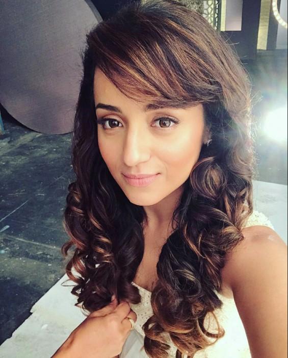 Trisha Krishnan New Pics