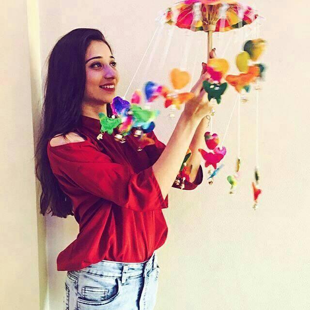 Vrushika Mehta Attractive Photos