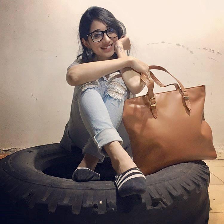 Vrushika Mehta Cute Images