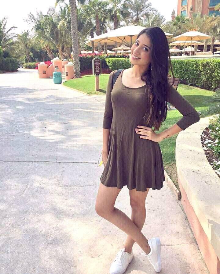 Vrushika Mehta New Hair Style Photoshoots
