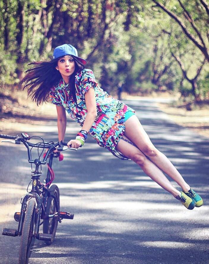 Vrushika Mehta Sexy Legs Images
