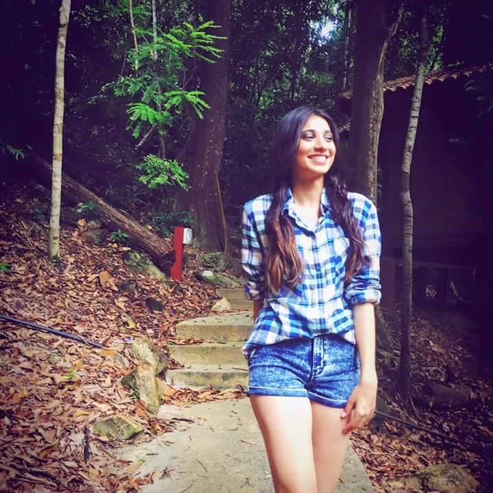 Vrushika Mehta Unseen Cute Images
