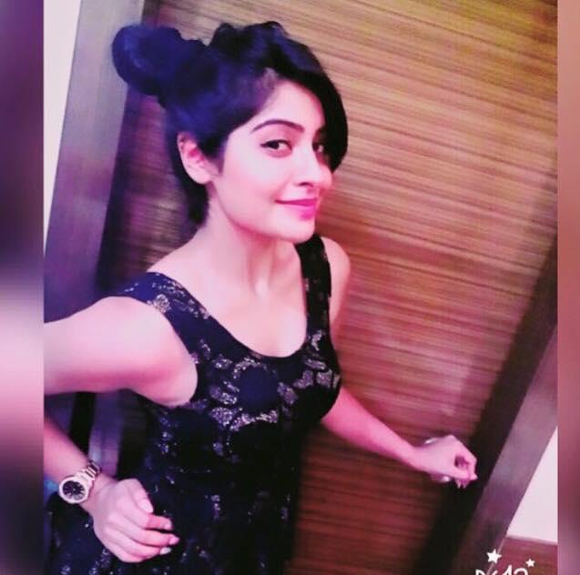 Yukti Kapoor Sweet Smile Images
