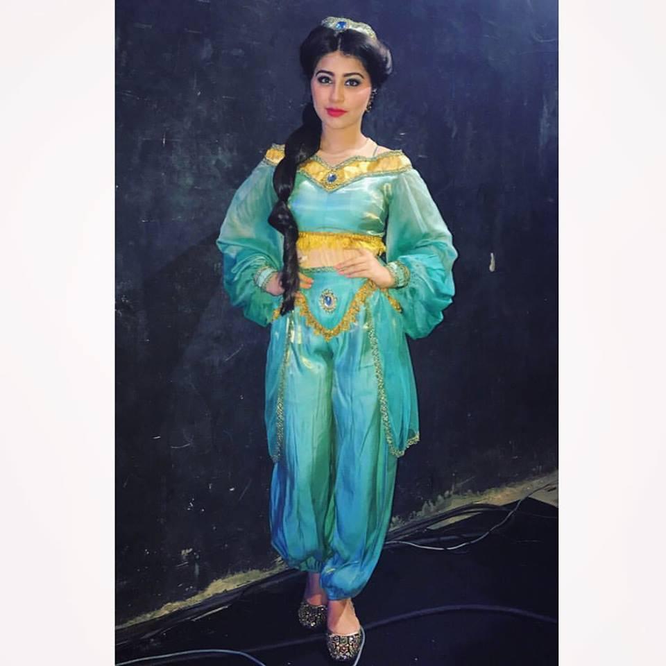 Aditi Bhatia Upcoming Serial Look Wallpapers