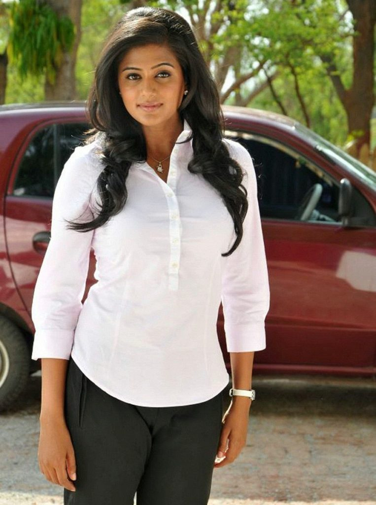 Priyamani Images In Jeans Top