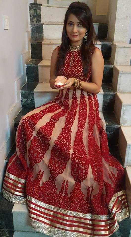Radhika Pandit Images In Gagra Choli