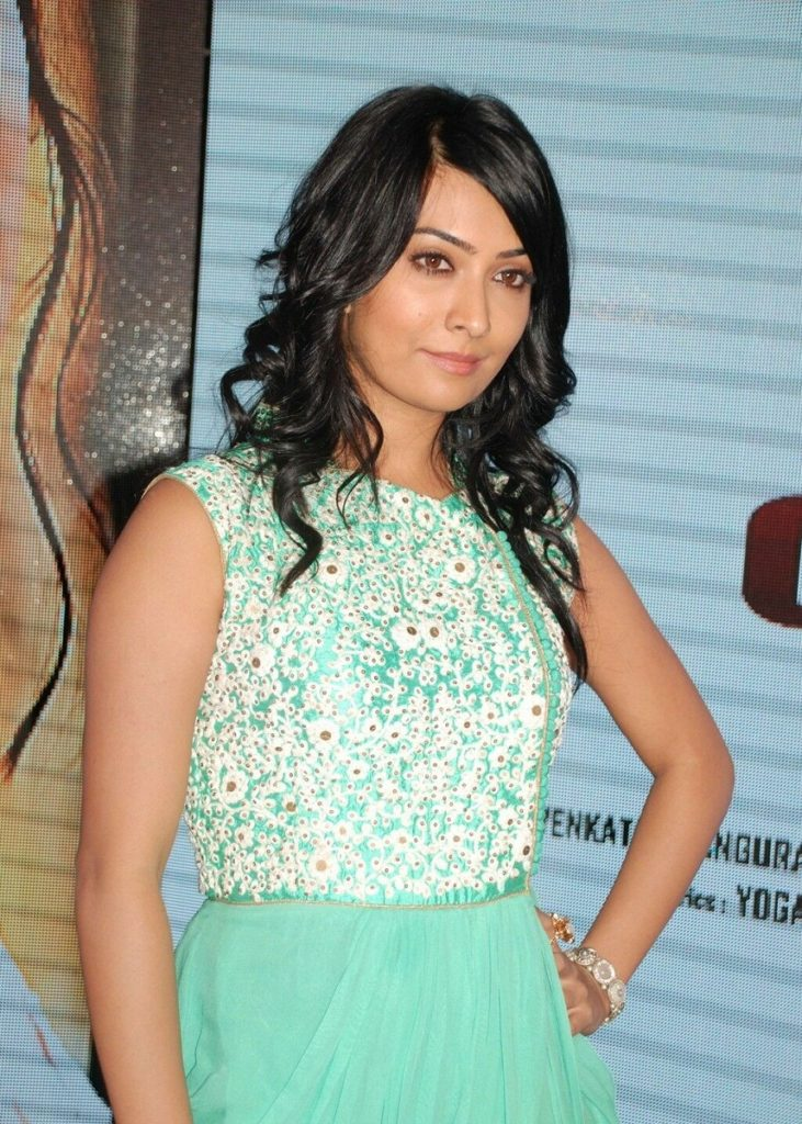 Radhika Pandit New Look Images