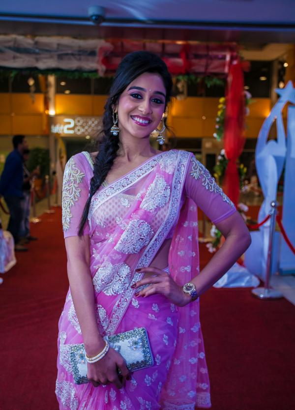 Regina Cassandra Beautiful Photos In Saree