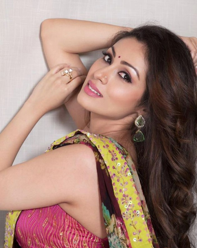 Sadha Lovely Images