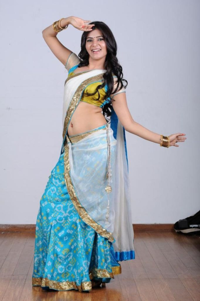 Samantha Spicy & Sizzling Navel Wallpapers Free Downlaod