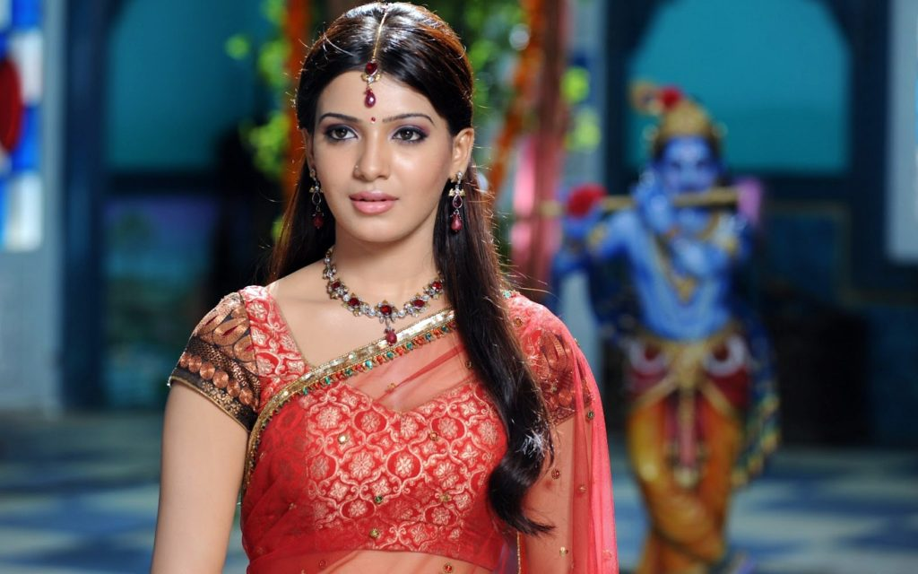 Samantha Upcoming Movie Look Images