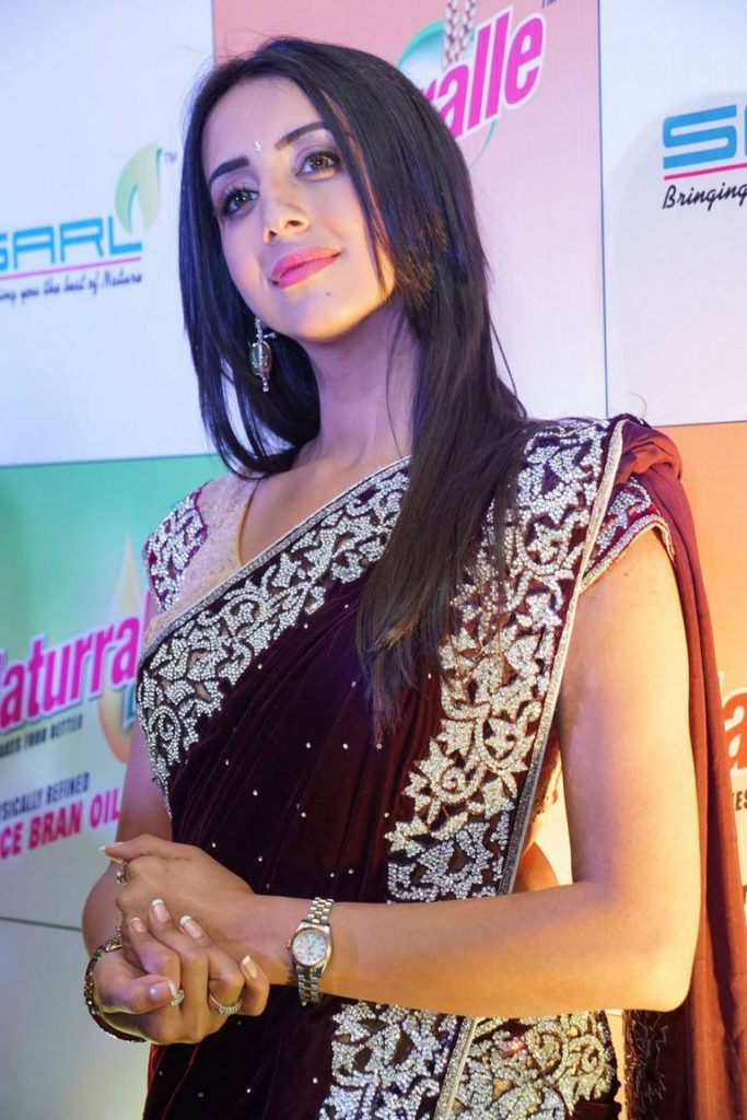 Sanjjanaa Archana Galrani Images At Event