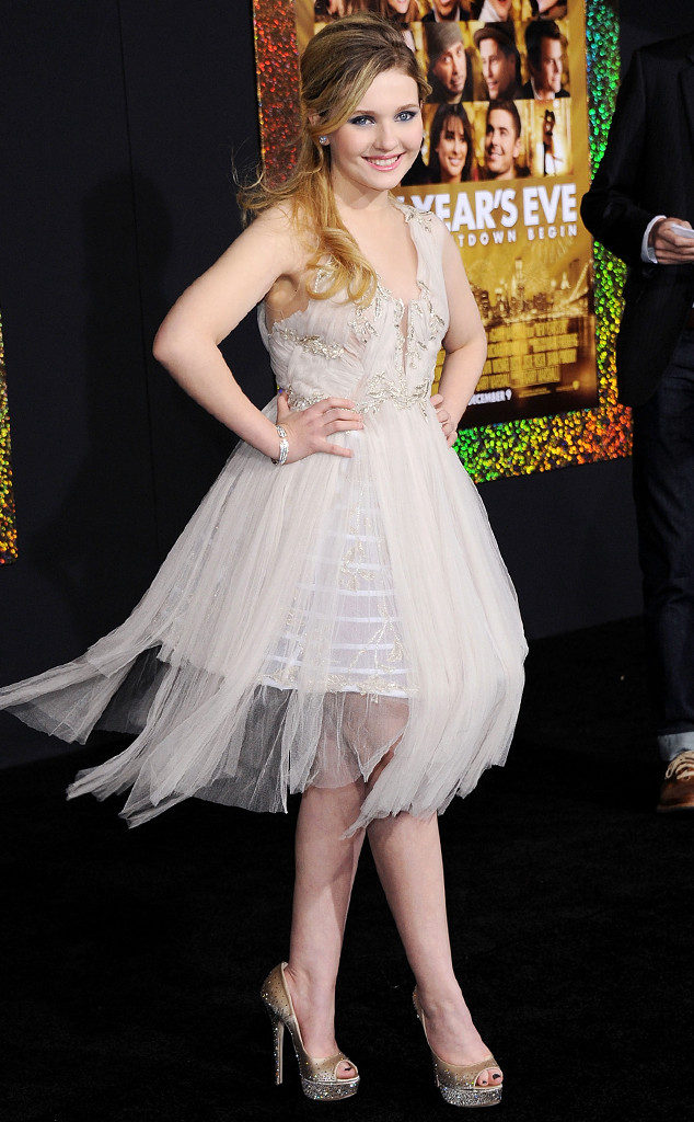 Abigail Breslin Spicy Images