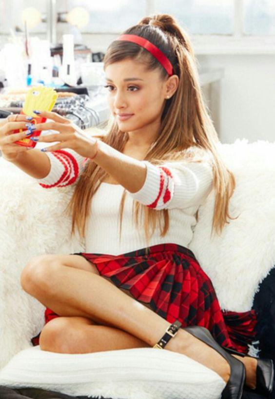 Ariana Grande Bold & Bombastic Images