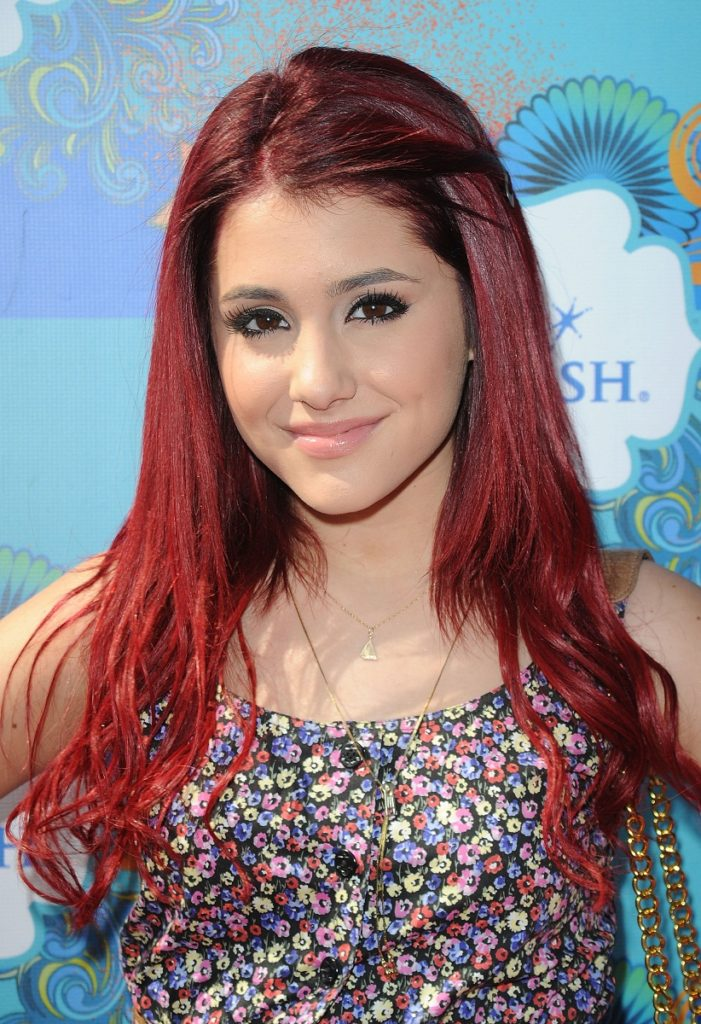Ariana Grande Upcoming Movie Look Images