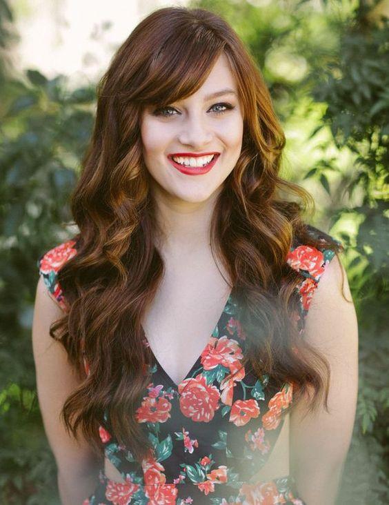 Aubrey Peeples Sweet Smile Images