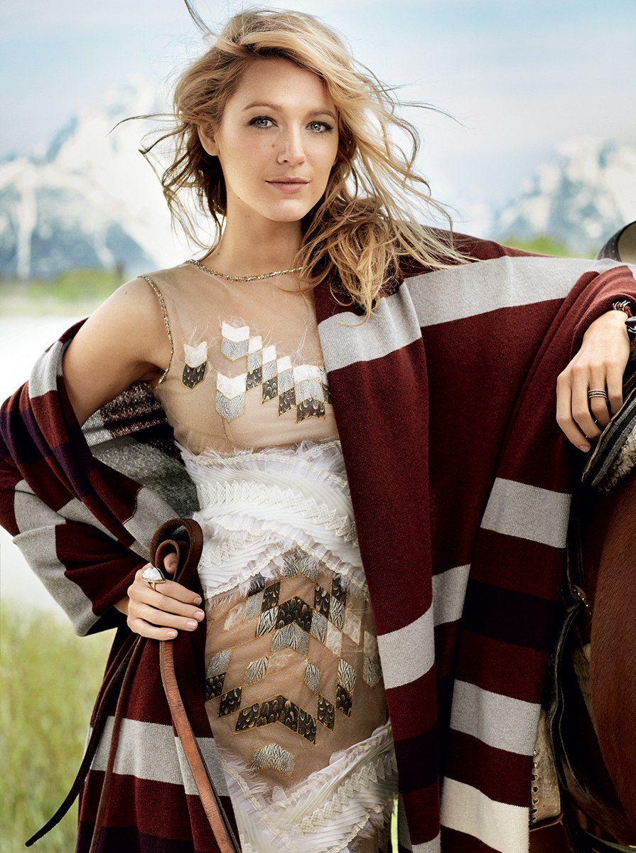 30+ Blake Lively Hot & Spicy In Bikini Pictures, HD Images