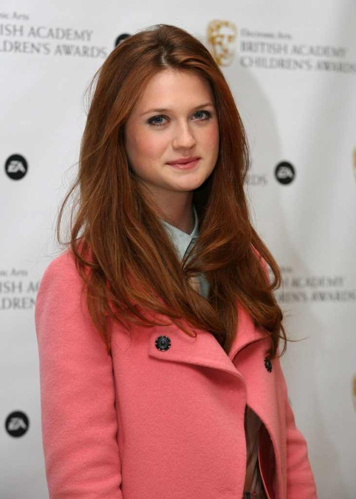 Bonnie Wright Bold Images