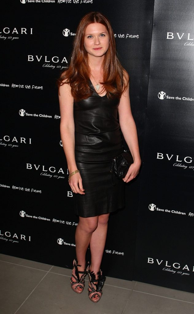 Bonnie Wright Charming Pics