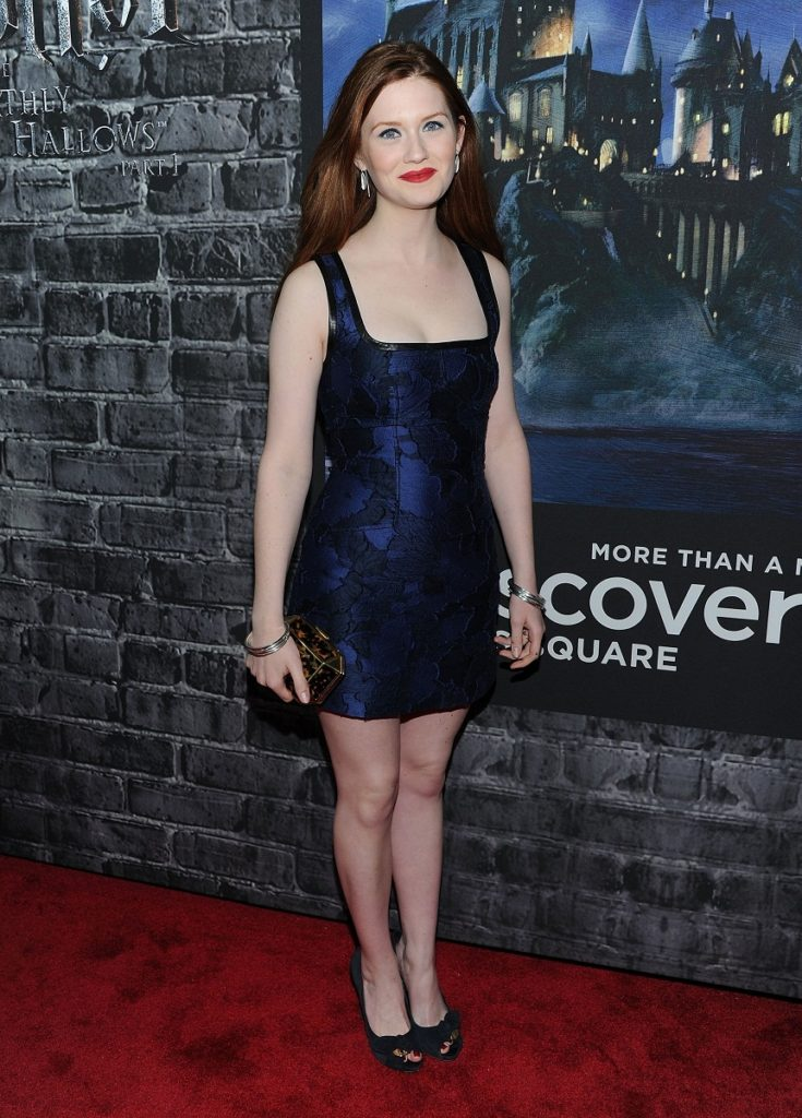 Bonnie Wright Full HD Images