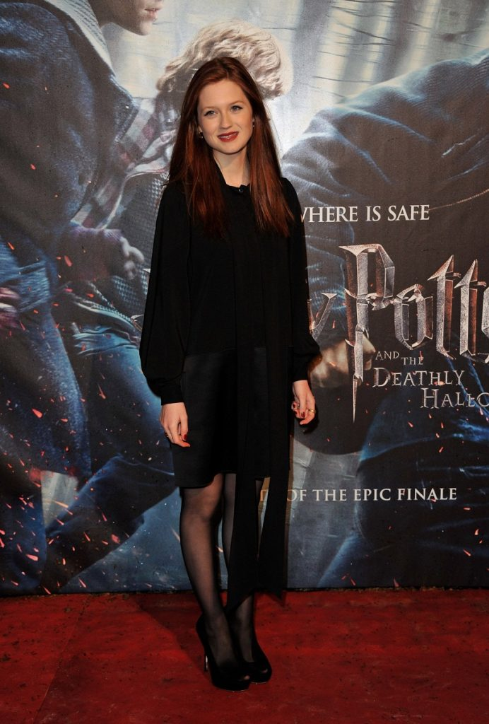 Bonnie Wright Full HD Photos