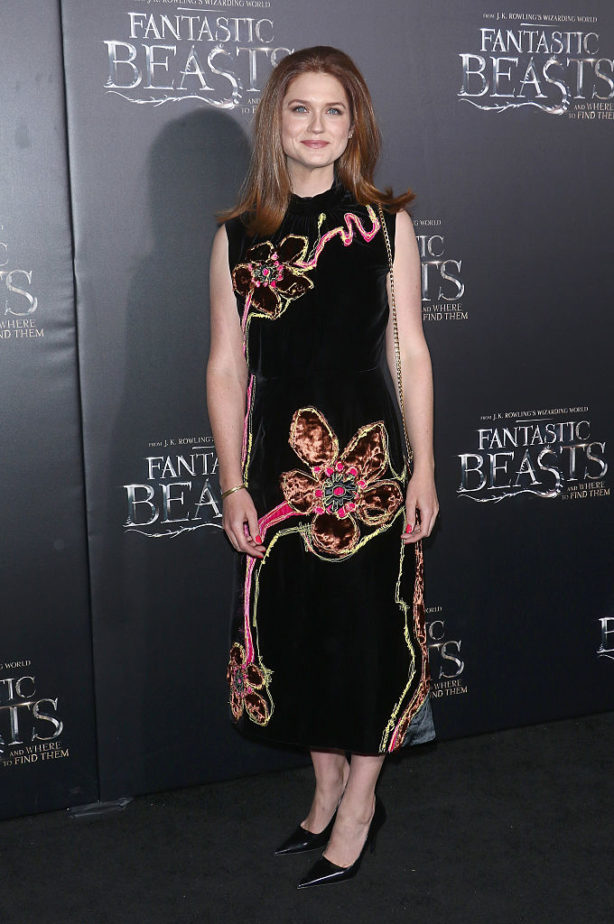 Bonnie Wright Scenic Images