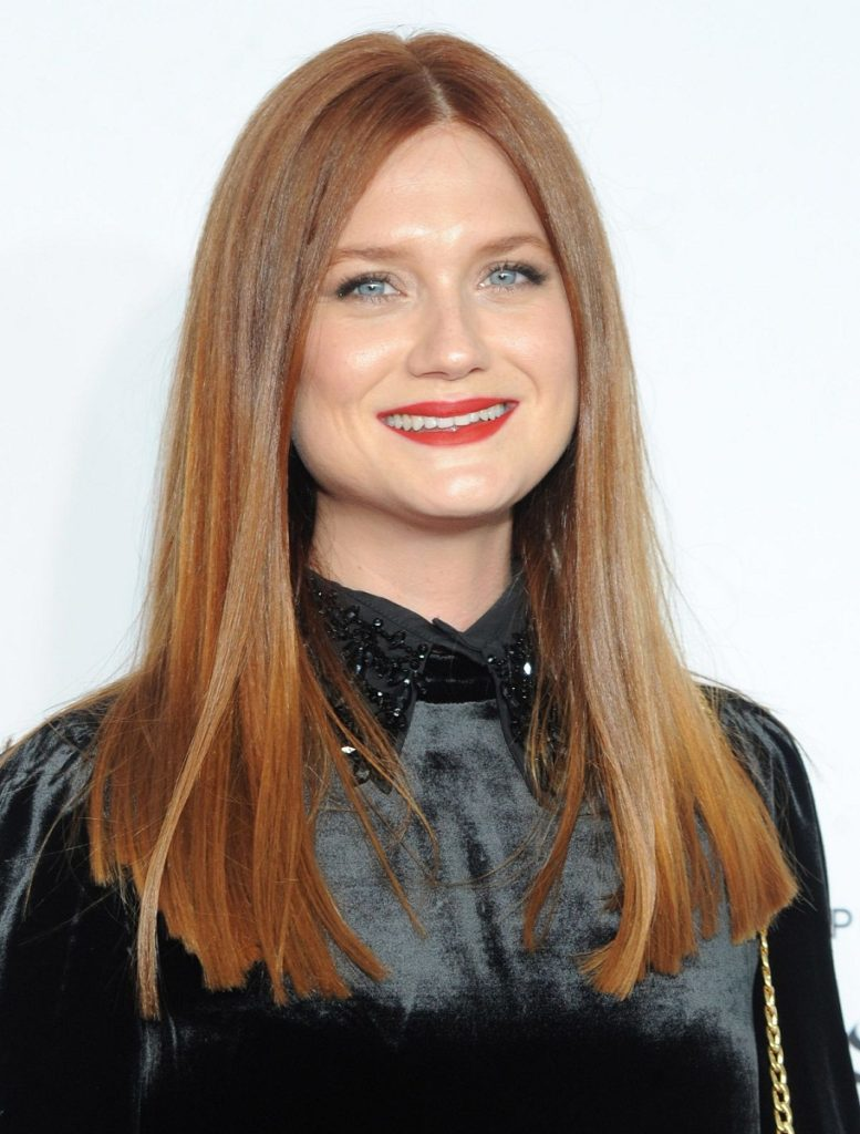 Bonnie Wright Sweet Smile Images