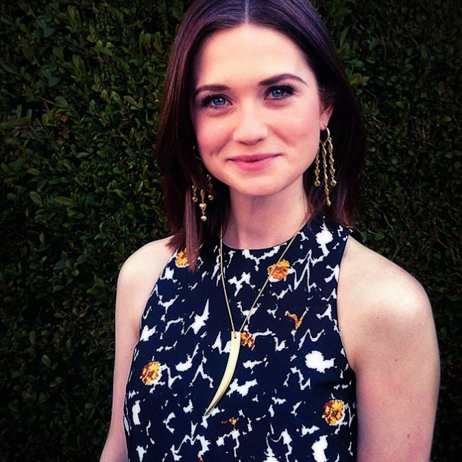 Bonnie Wright Unseen Images
