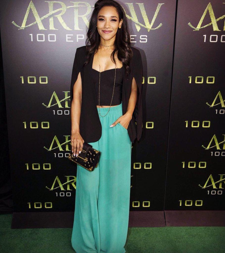 Candice Patton Latest New Photos At Award Show