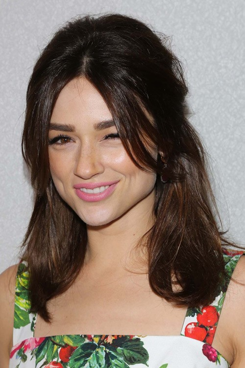 Crystal Reed Latest Style Pics