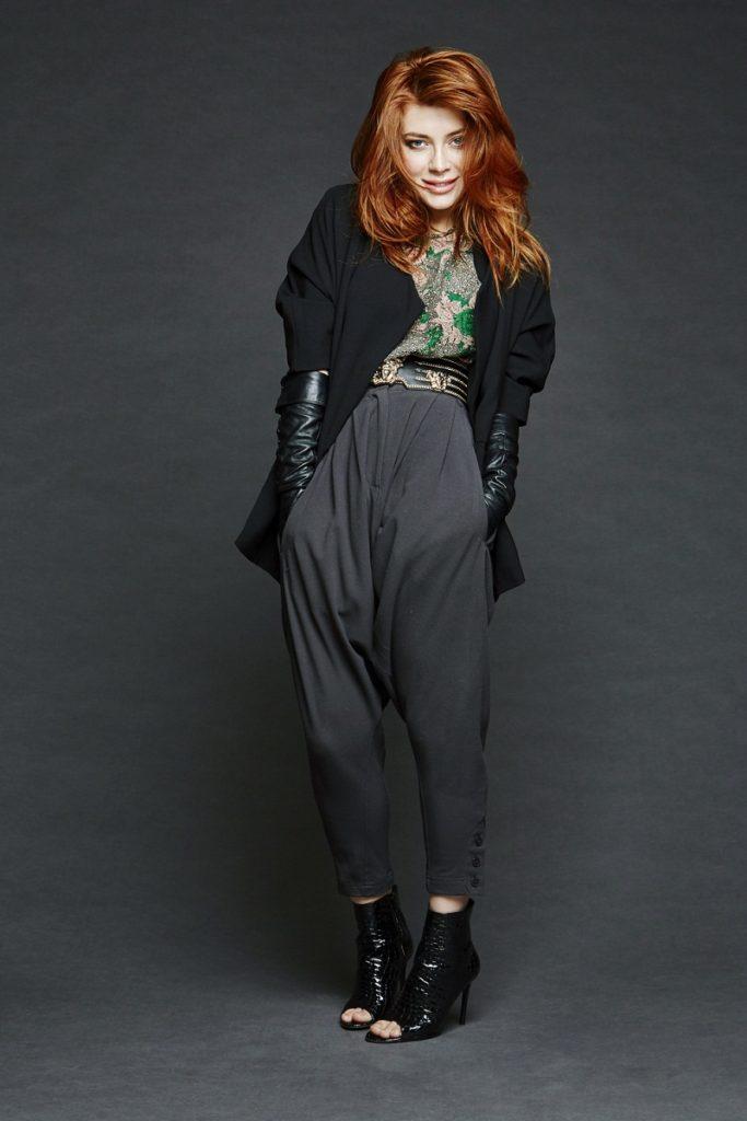 Elena Satine New Look Photos