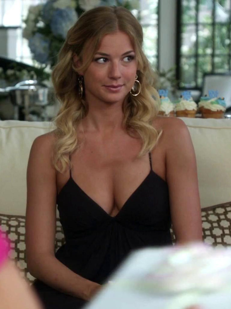 Emily VanCamp New Look Photos