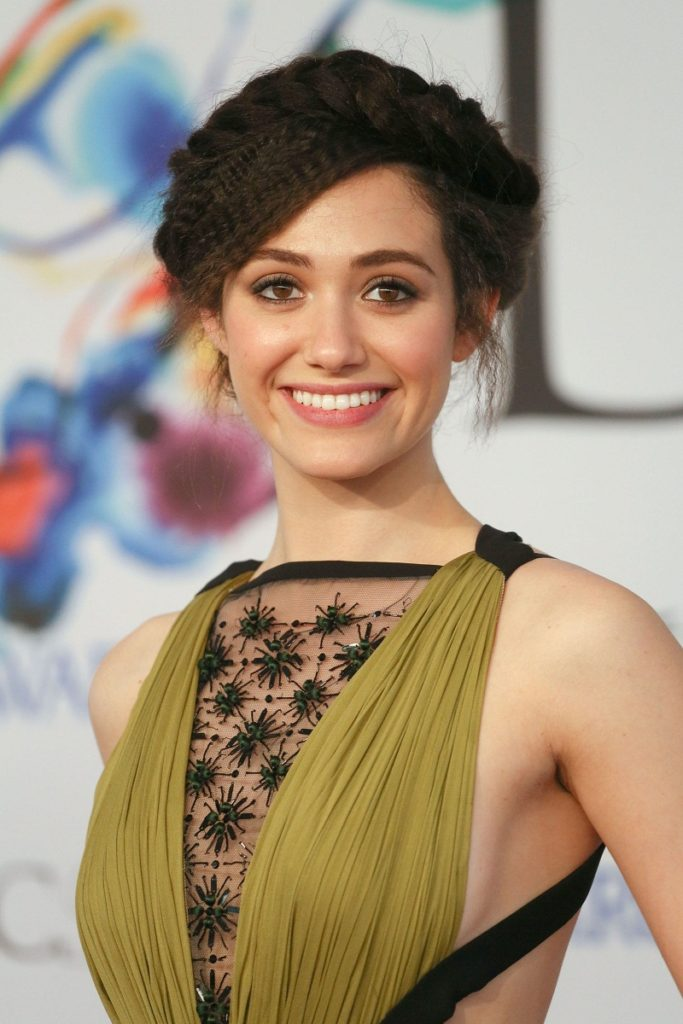 Emmy Rossum Cute & Nice Images
