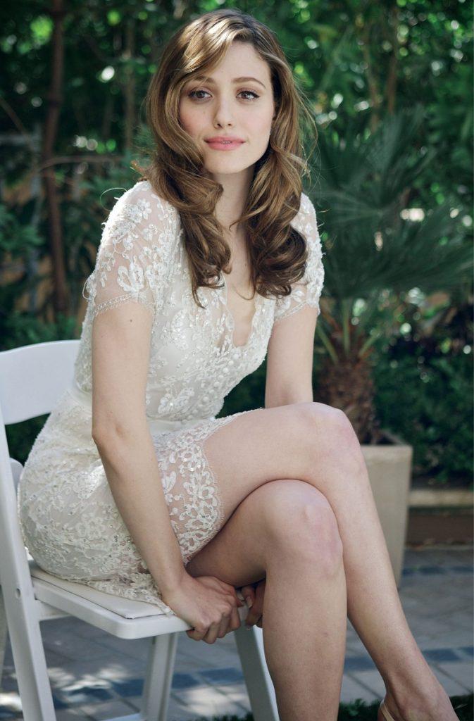 Emmy Rossum New & Nice Images