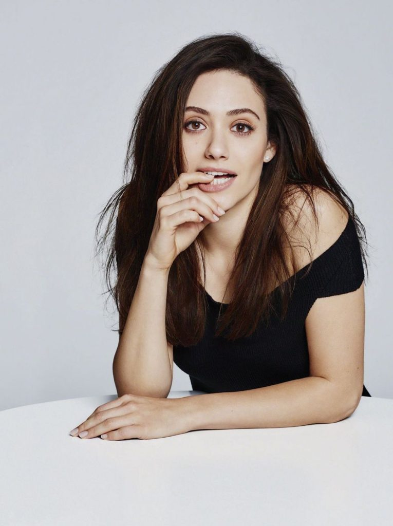 Emmy Rossum Unseen Wallpapers