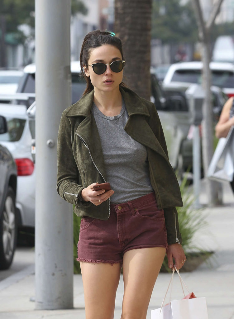 Gorgeous Crystal Reed Images