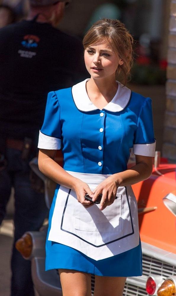 Jenna Coleman Bold Pics