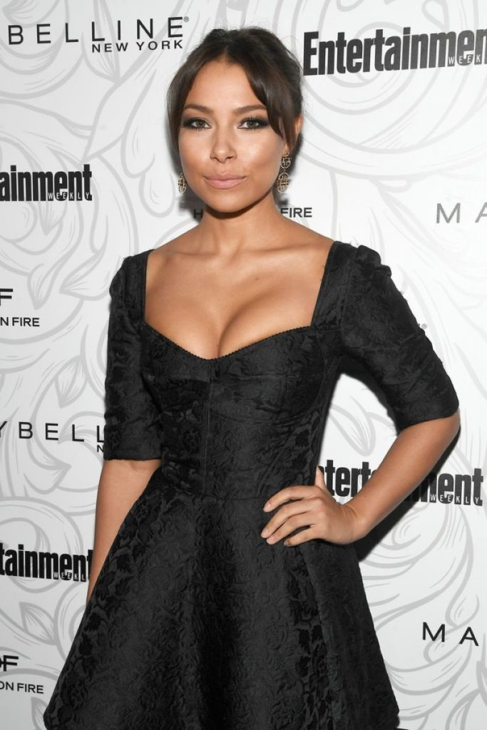 Jessica Parker Kennedy Hot Boobs Showing Images